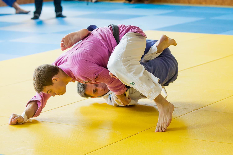 Judo @ Home