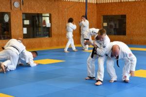 Read more about the article Was macht mein Verein? – Teil 5: Ju-Jutsu