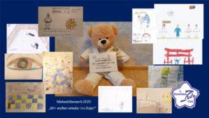 Read more about the article Wir wollen wieder zurück ins Dojo – Kindermalwettbewerb mit vielen schönen Ideen