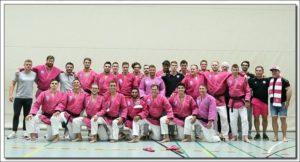 """Read more about the article """"Wir gewinnen als Mannschaft, wir verlieren als Mannschaft"""" – mit Zusammenhalt in die 1. Judo-Bundesliga"""