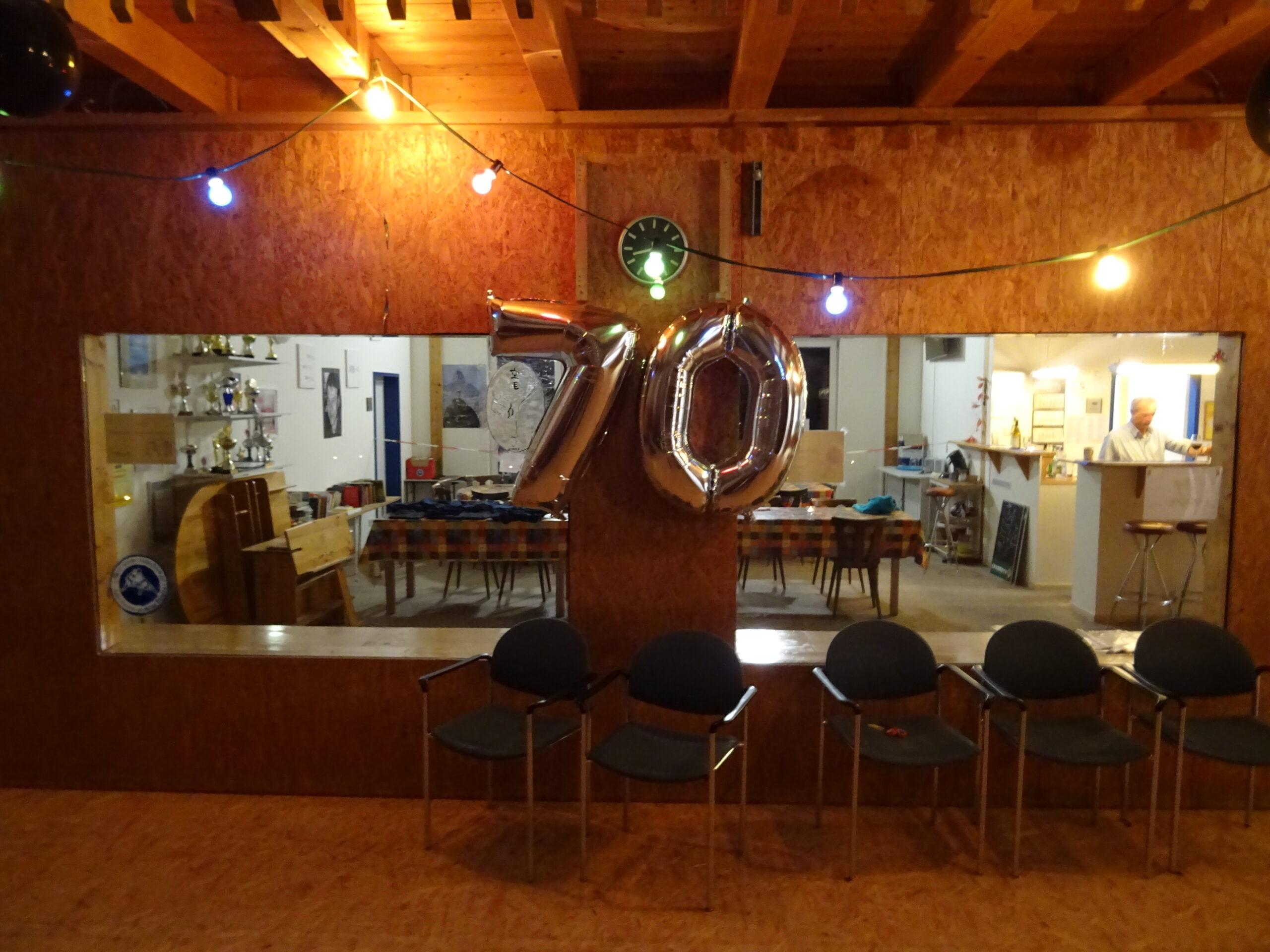 Read more about the article Tolle Feier zum Jubiläum – 1. MJC wird 70!